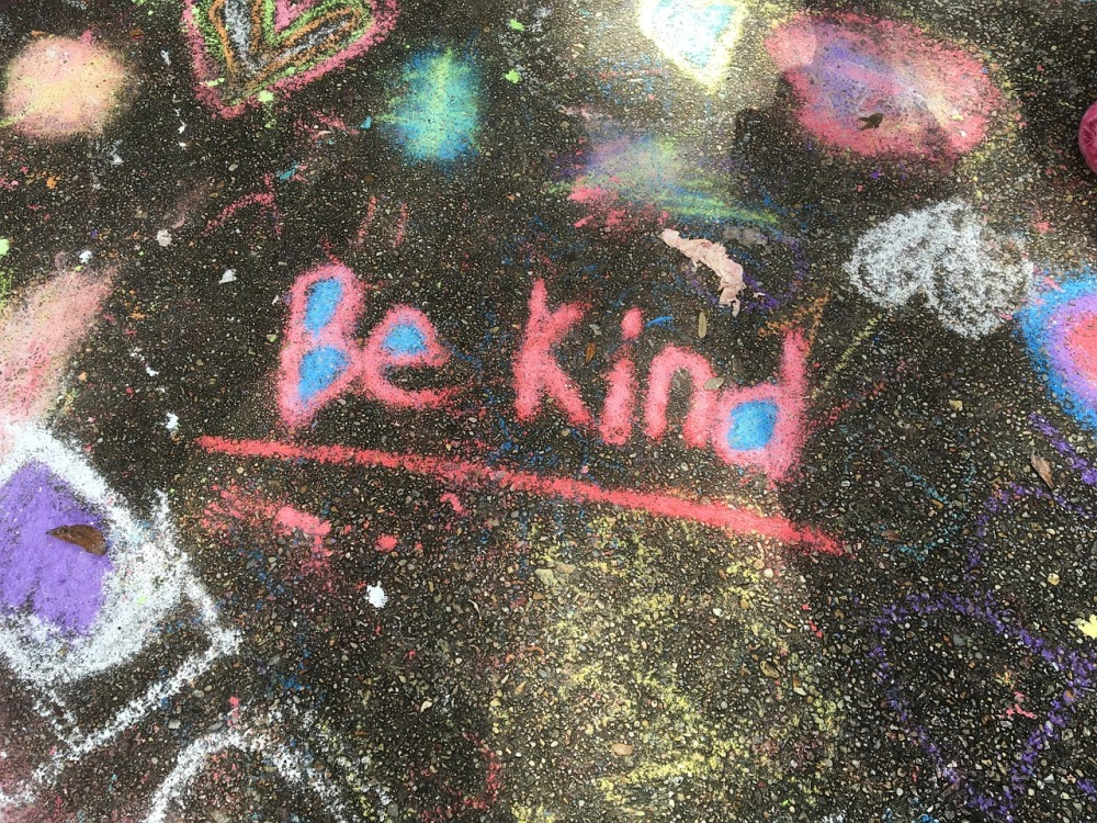 Rules of Etiquette: Just be kind