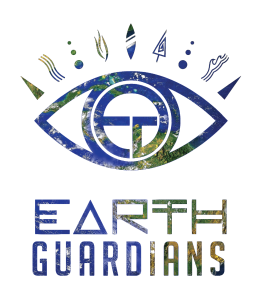 Asheville Business Arts Client Logos: Earth Guardians