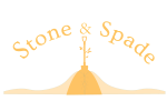 Asheville Business Arts Client Logos: Stone and Spade